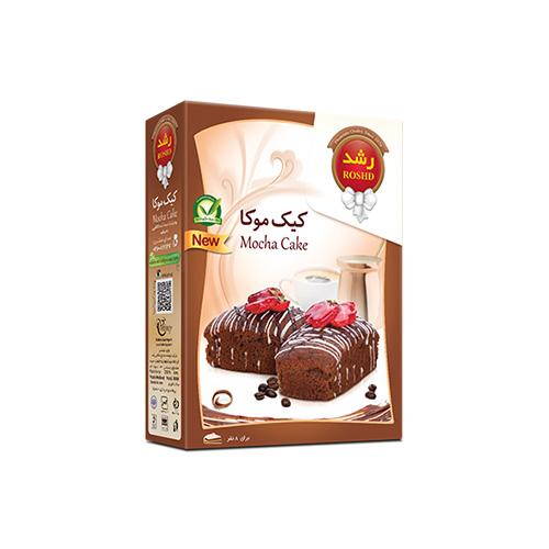 پودر کیک موکا