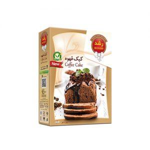 پودر کیک قهوه