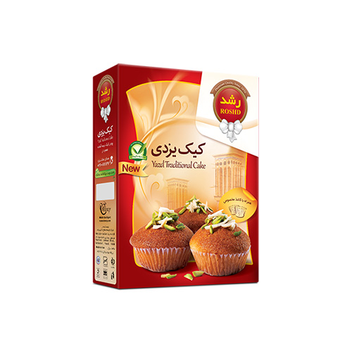 پودر کیک یزدی