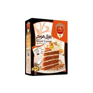 پودر کیک رویال هویج