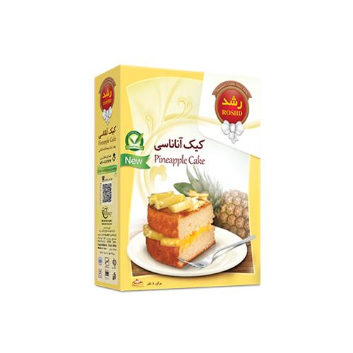 کیک آناناسی