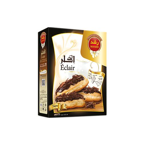 پودر کیک اکلر