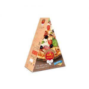 خمیر پیتزا ایتالیایی