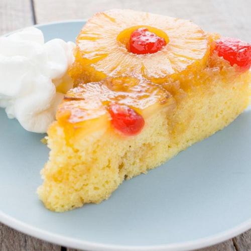 پودر کیک آناناسی
